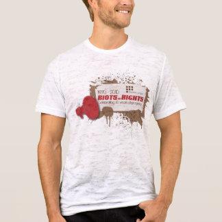 Riots Burnout T-Shirt