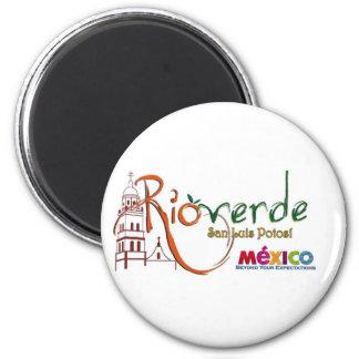 Rioverde SLP Items Magnet