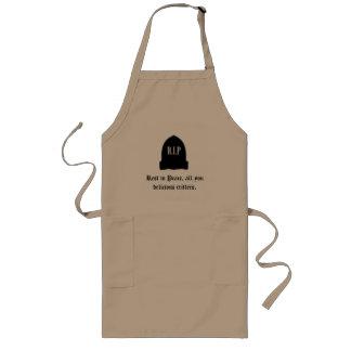 RIP apron