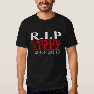 RIP Capital STEEZ M Tshirt