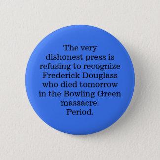 RIP Frederick Douglass 2 Inch Round Button