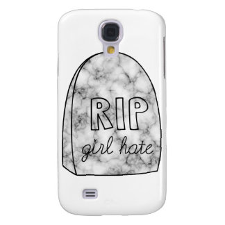 RIP Girl Hate Samsung Galaxy S4 Barely There Case