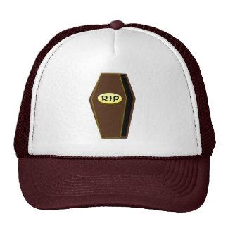 RIP Halloween Coffin of Doom Hat