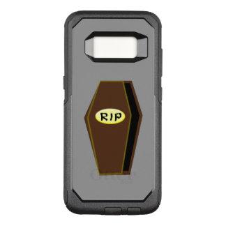 RIP Halloween Coffin of Doom Phone Case