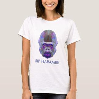 rip harambe T-Shirt
