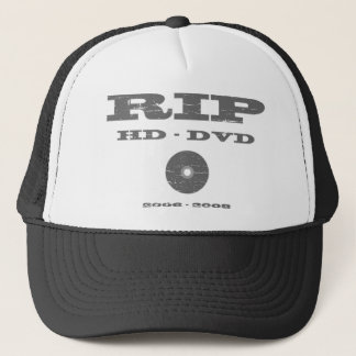 RIP HD-DVD Trucker Hat