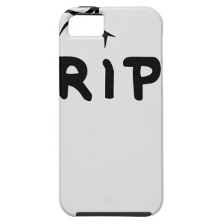 Rip Head stone iPhone 5 Covers