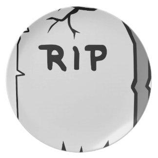 Rip Head stone Plate