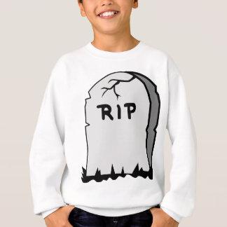 Rip Head stone Sweatshirt