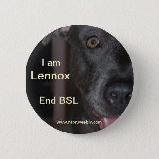 RIP Lennox 2 Inch Round Button