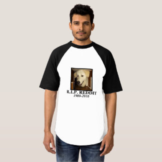 RIP Reddit T-shirt