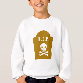 RIP Skull Sweatshirt