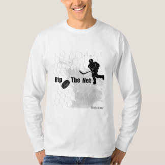 Rip the Net Hockey T-Shirt