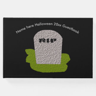 RIP Tombstone Guestbook