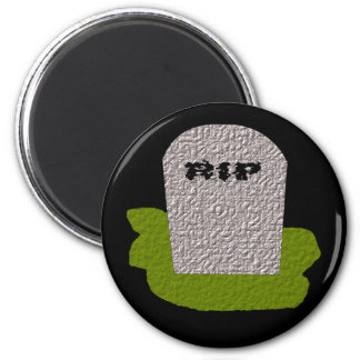 RIP Tombstone Magnet