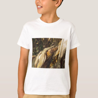 Ripe and ready to harvest ear of corn T-Shirt
