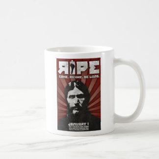 """RIPE Mug """"Sober Upski"""" Edition"""