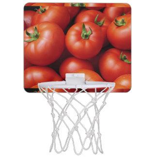 Ripe Tomatoes - Bright Red, Fresh Mini Basketball Hoop