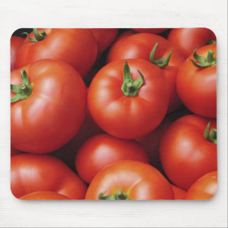 Ripe Tomatoes - Bright Red, Fresh Mouse Pad