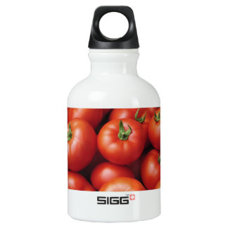 Ripe Tomatoes - Bright Red, Fresh Water Bottle