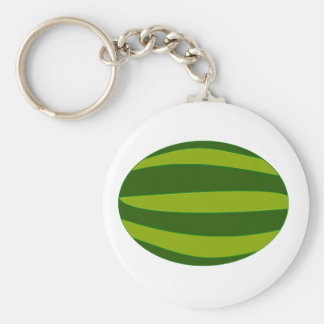 Ripe Watermelon Keychain