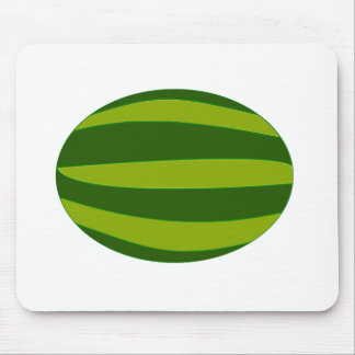 Ripe Watermelon Mouse Pad