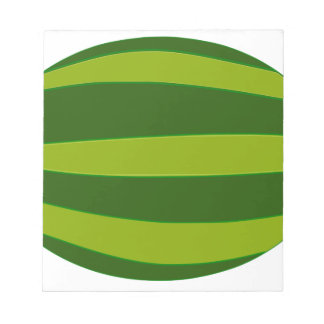 Ripe Watermelon Notepad