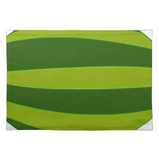 Ripe Watermelon Placemat