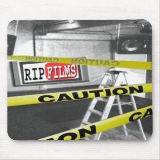 RIPFILMS Mouse Pad