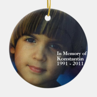 RIPKonzV Ornament - Baby Face