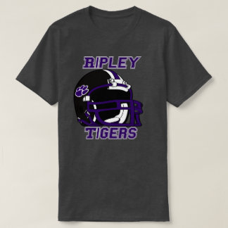 RIPLEY TIGERS High School Tennessee T-Shirt