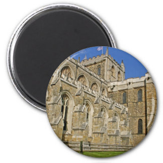 Ripon Cathedral, Yorkshire, England Stickers Magnet