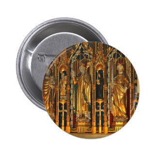 Ripon Cathedrals Alter Button Badge