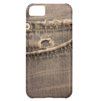 Ripped Jeans Pocket iPhone4 Case-Mate ID iPhone 5C Cases