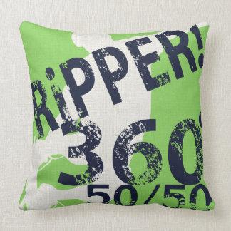 Ripper 360 50 50 Skateboard Pillow