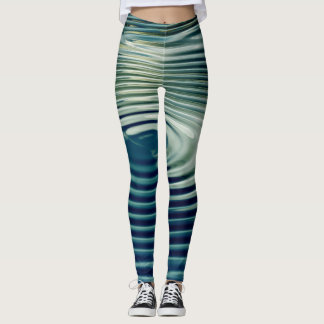 Ripple In Still Water Leggings