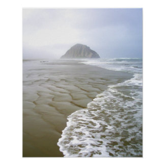 Rippled Sand Poster