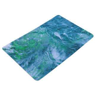 Rippled Water Floor Mat