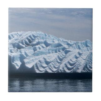 Ripples in Alaska Iceberg Tile