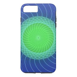 Ripples Mandala iPhone 7 Plus Case