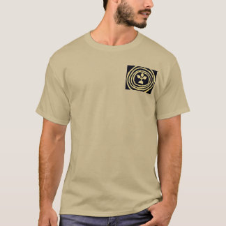 Ripples of life of buds T-Shirt