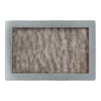 ripples of white bark rectangular belt buckle