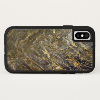 Rippling Golden Fountain Water Case-Mate iPhone Case