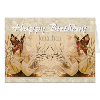 Riquer Winged nymph CC0527 Birthday Card