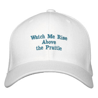 Rise Above Embroidered Hat