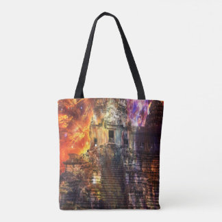 Rise Again Cambodia Tote Bag