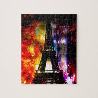 Rise Again Parisian Dreams Jigsaw Puzzle