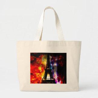 Rise Again Parisian Dreams Large Tote Bag