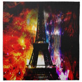 Rise Again Parisian Dreams Napkin