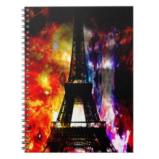Rise Again Parisian Dreams Notebook
